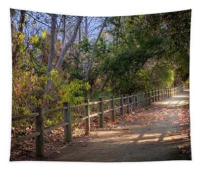 Pretty Path Tapestry