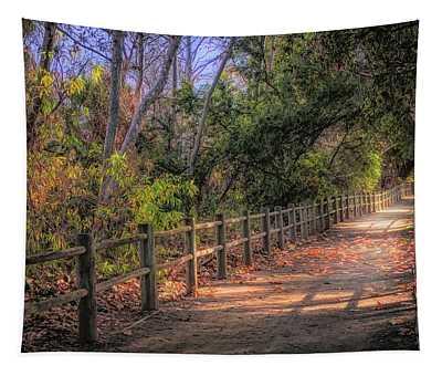 Pretty Path Dreamy Feel Tapestry