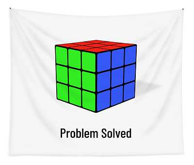Problem Solved Tapestry