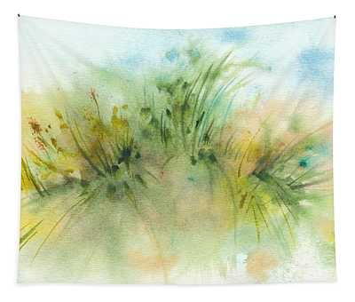Promise Of Sunshine Tapestry
