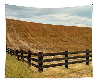 Property Lines Tapestry