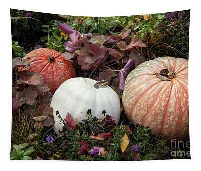 Pumpkins Tapestry