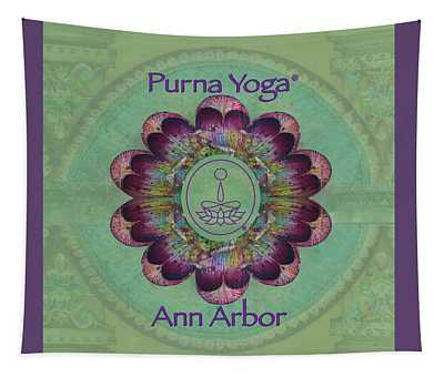 Purna Yoga Ann Arbor Tapestry