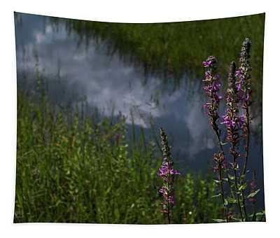 Purple Daydream Tapestry