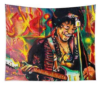 Purple Haze Tapestry