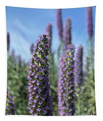 Purple Hyssop  Tapestry