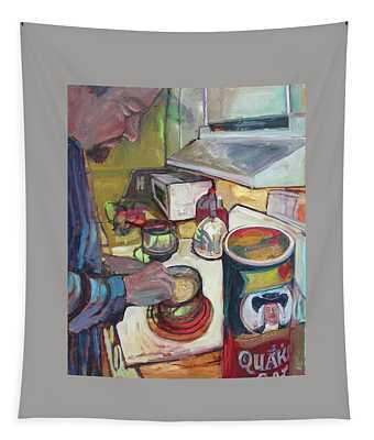 Quaker Morning Tapestry