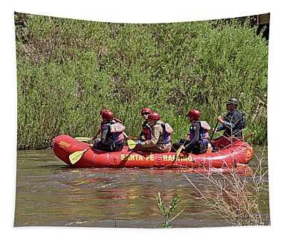 Rafting John Dunn Bridge 18 Tapestry