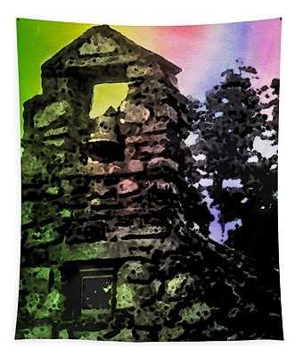 Rainbow Church Tapestry