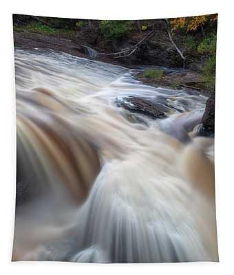 Rainbow Falls 3 Tapestry