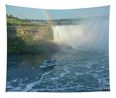 Rainbow Glow Tapestry