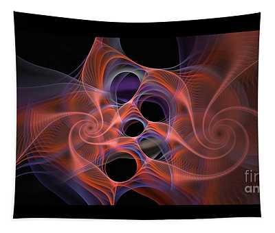 Rainbow Reverberation Tapestry