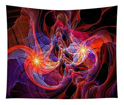 Rainbow Summit Tapestry