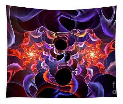 Rainbow Twisties Tapestry