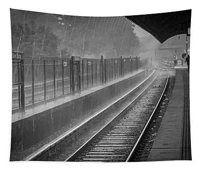 Rainy Days And Metro Tapestry