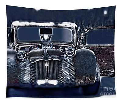 Rat-rod Tapestry
