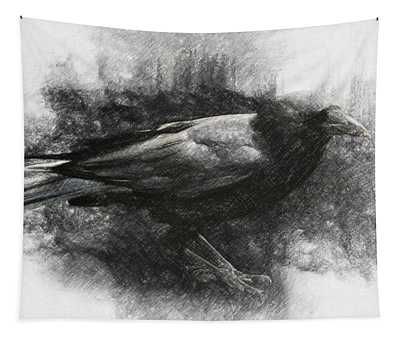 Raven Tapestry
