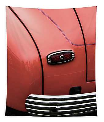 Rear Taillight Tapestry
