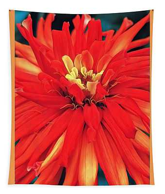 Red Bliss Tapestry