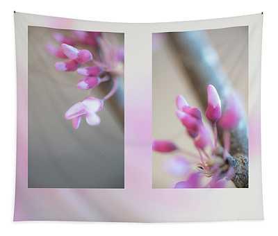 Spring Redbud Tapestry
