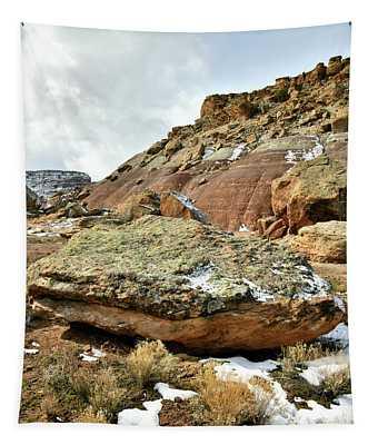 Redland Mesa Near Colorado National Monument Tapestry