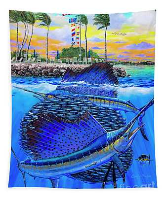 Reef Cuo 2019 Tapestry