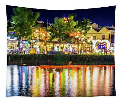 Reflections Hoi An Tapestry