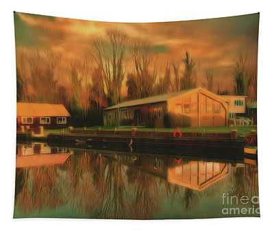 Reflections On The Wey Tapestry