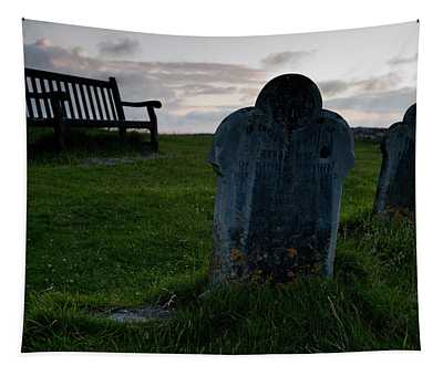 Resting Places Tapestry