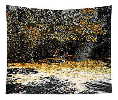 Resting Reflections Tapestry