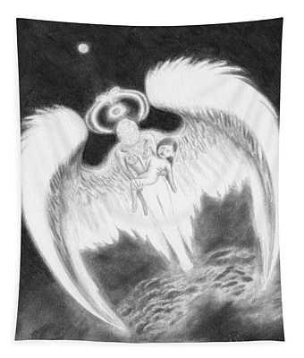 Reunited - Artwork  Tapestry