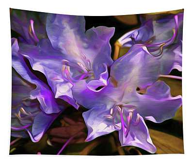 Rhododendron Glory 17 Tapestry