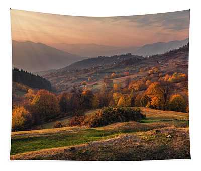 Rhodopean Landscape Tapestry