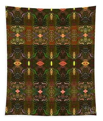 Rich Vibrations Tapestry