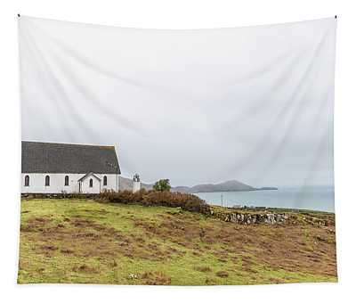 Ring Of Kerry Ireland Church Tapestry