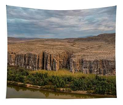 Rio Grande Evening Tapestry