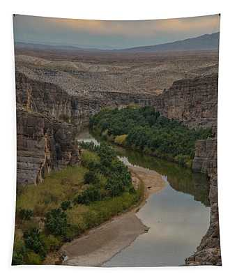 Rio Grande Reflections Tapestry