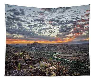 Rio Grande River Photographs Wall Tapestries