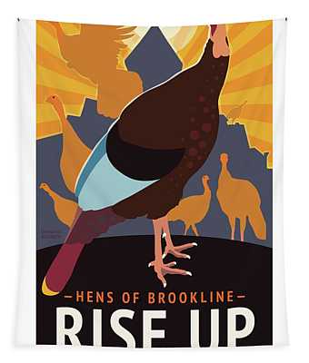 Rise Up Tapestry