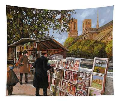 Rive Gouche Tapestry
