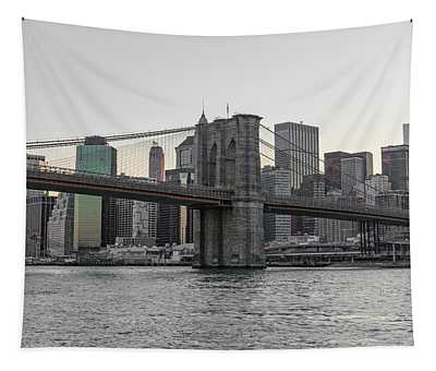 River Dwellers Tapestry