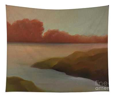 River Flow Tapestry