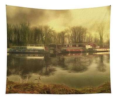 River Panorama - Hampton Court Tapestry