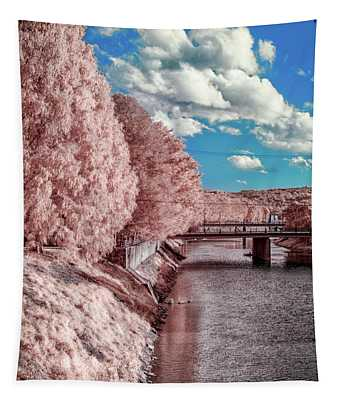 River Walk Tapestry