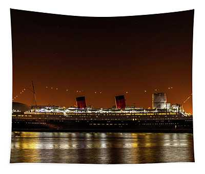 Rms Queen Mary Tapestry