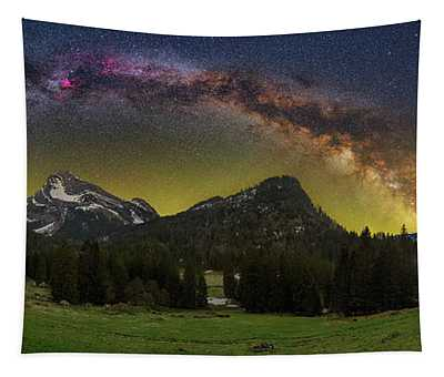 Road To Heaven Tapestry