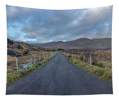 Road To Somewhere Ireland Tapestry