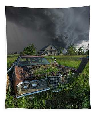 Road's End  Tapestry