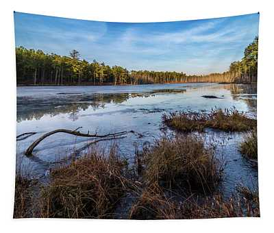 Roberts Branch Pine Lands Tapestry