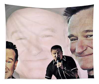 Robin Williams Tapestry